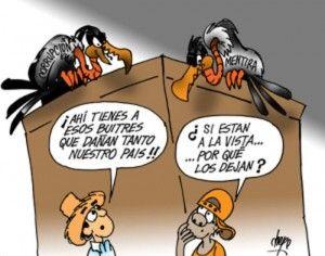 DISONANCIAS / Al chavismo lo derrotara la corrupción, inflación e inseguridad