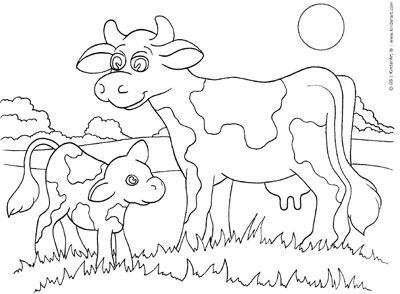 Click Here For Pdf Animal Coloring