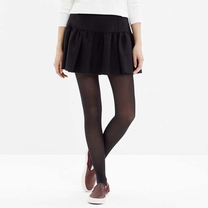 EXTRA OPAQUE CONTROL-TOP TIGHTS -  EXTRA OPAQUE CONTROL-TOP TIGHTS We're as picky about our tights as you are which is why we swear by these stockings: They're completely opaque and supersoft. This comfy pair has a control top for days when you need a little extra support.  #tights #pantyhose #hosiery #nylons #tightslover #pantyhoselover #nylonlover #legs