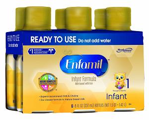 Liquid Formula Baby Formula Enfamil Formula Milk