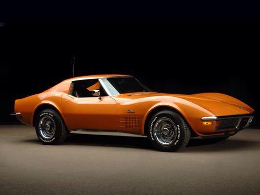 71 Corvette Ontario Orange Chevrolet Corvette Stingray Chevrolet Corvette Corvette Stingray