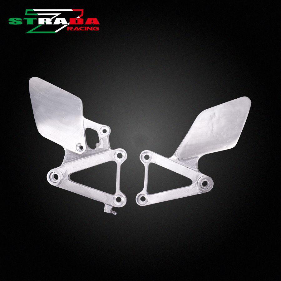 Front Foot Rests Pedal Bracket Triangle Bracket For Honda