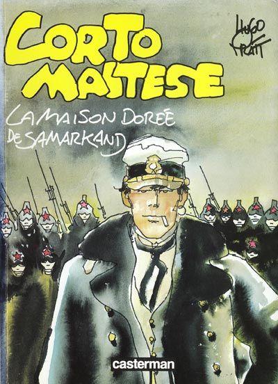 Epingle Sur Corto Maltese Hugo Pratt Meme Combat