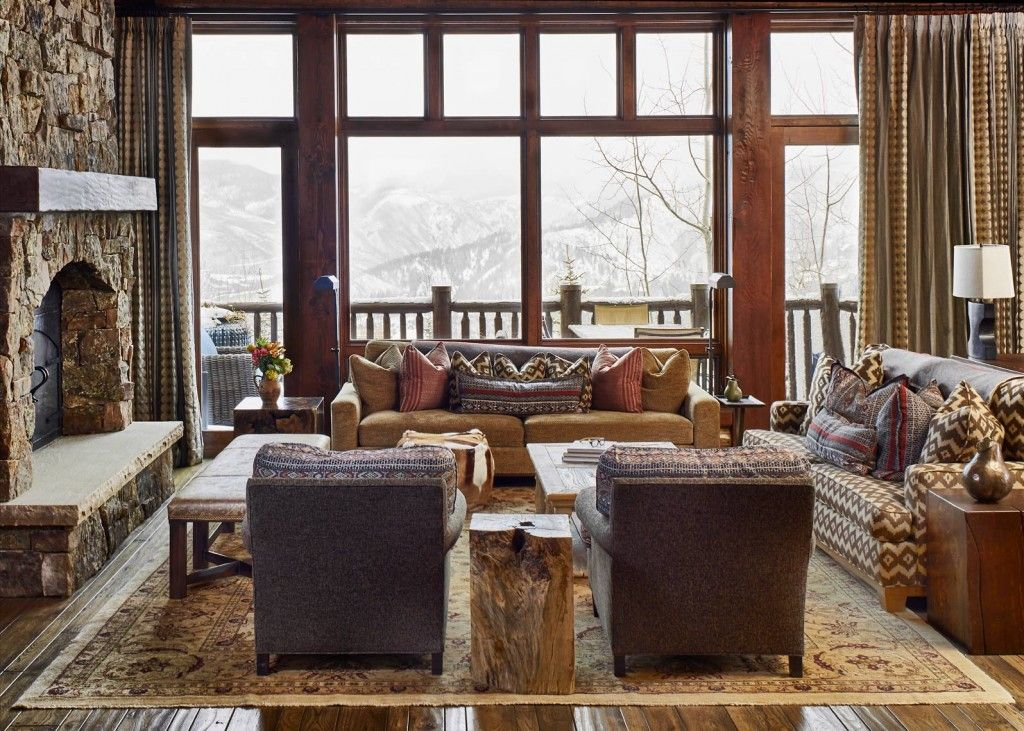 Peak View Escape - Colorado | Home, Residential design ...