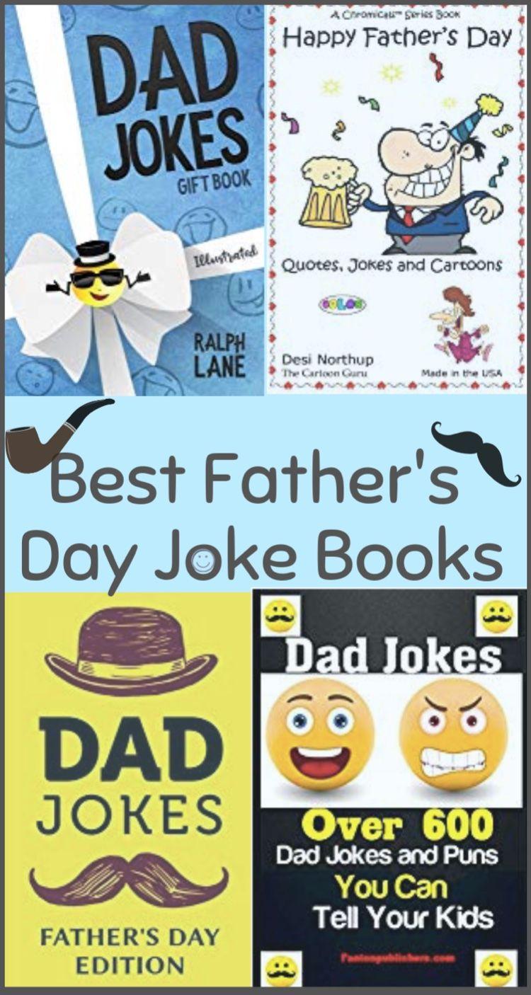 Fathers Day Joke Books Book jokes, Fathers day jokes