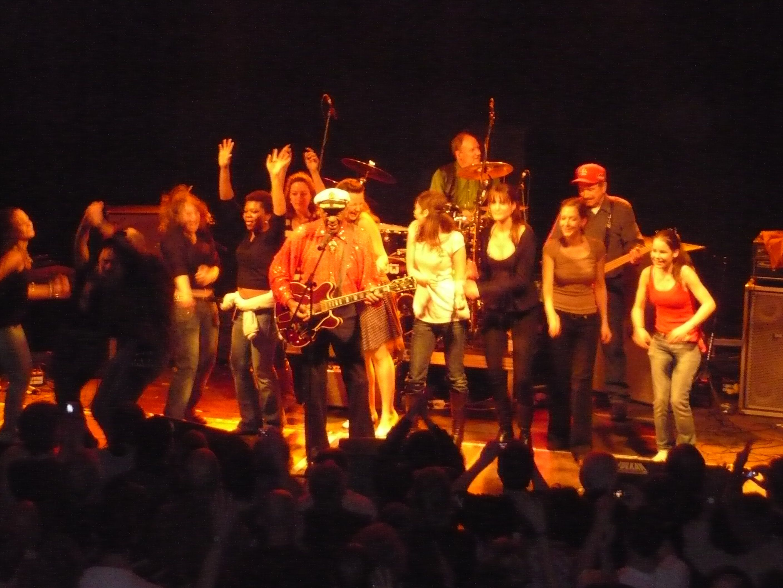 Chuck Berry Nbg-City --2008 Löwensaal .