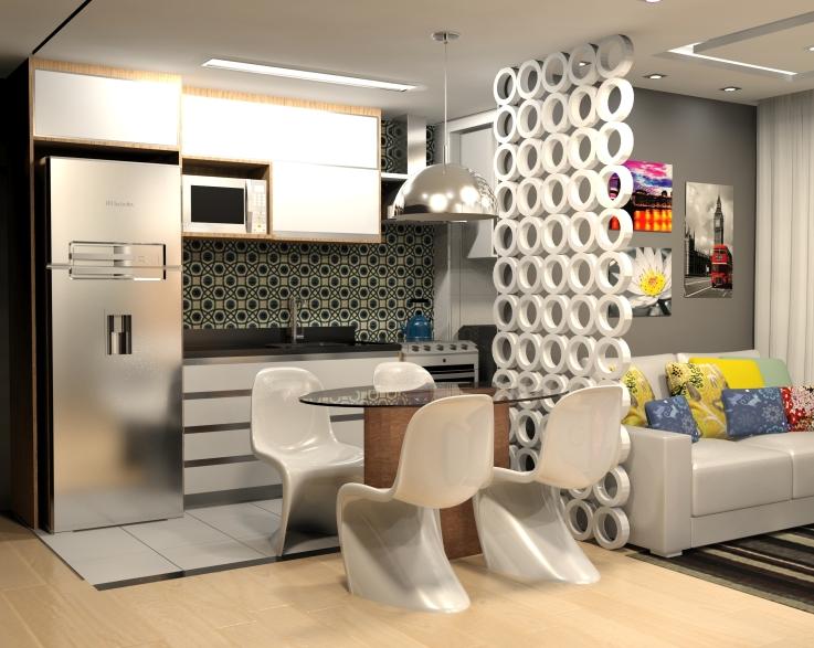 Living apartamento pinterest - Biombos casa home ...