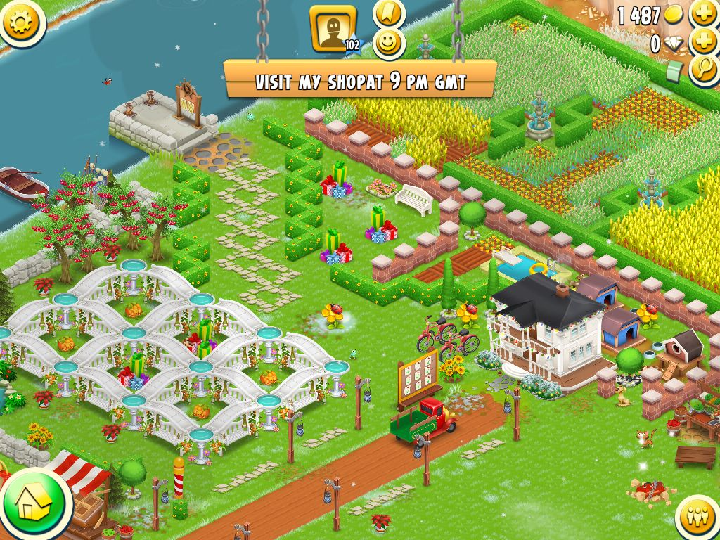how to delete hay day from facebook