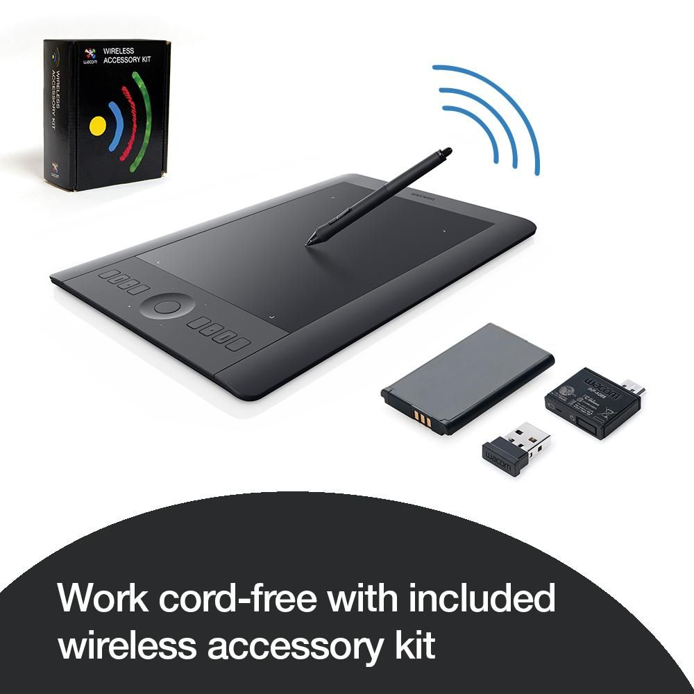FOR MAC Wacom Intuos Pro Pen and Touch Small Tablet (PTH451