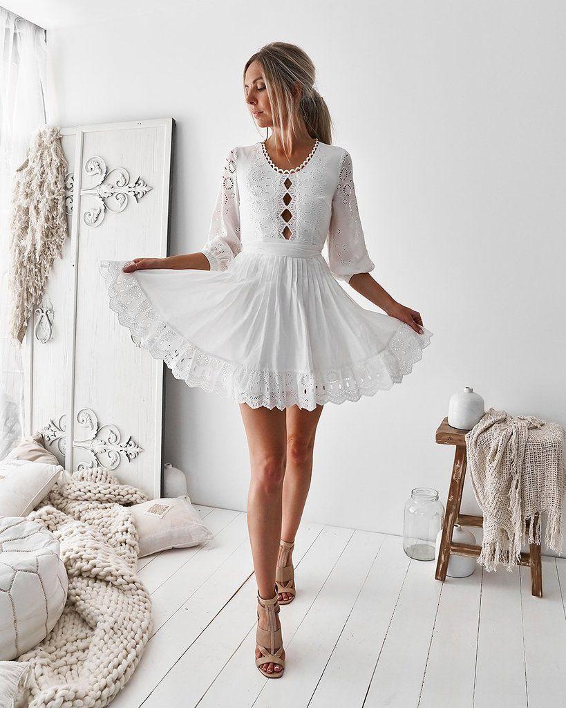 Boho Semi Formal Dresses