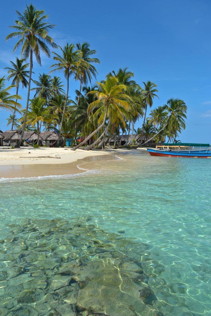 Kuanidup Island - San Blas, Panama