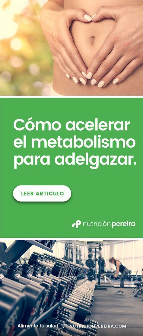 Aprender cómo curé mi como acelerar el metabolismo basal
