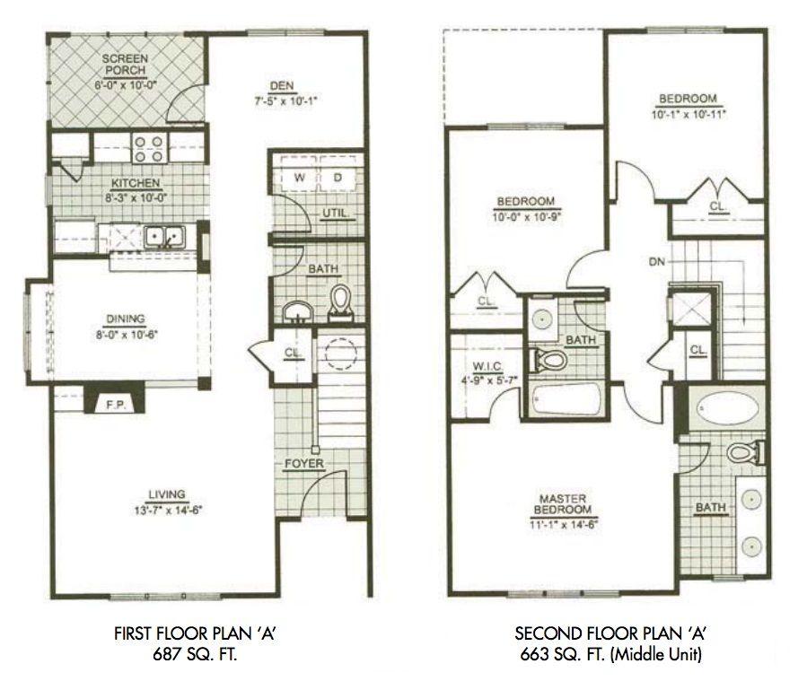 Pin By Karli Welhoelter On Rekkehus Three Bedroom House Plan