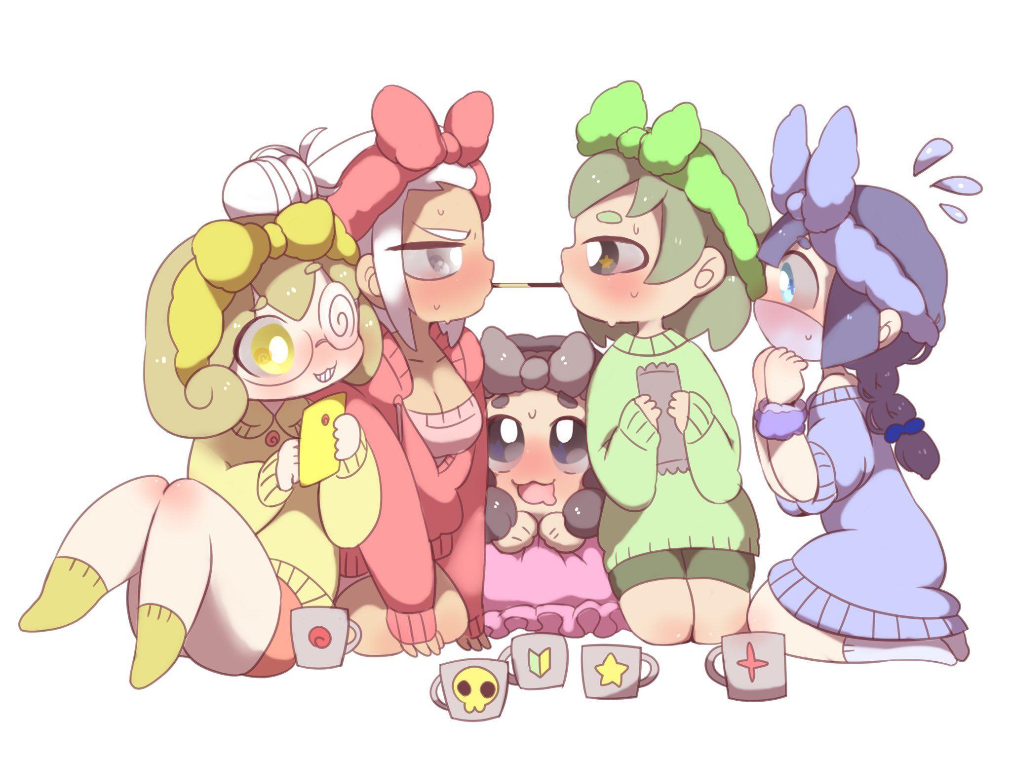 🦀🦀カニマグロ🦀🦀 on Fictional characters, Anime, Kemono friends