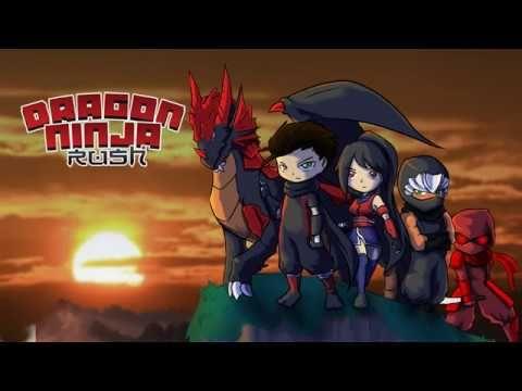 Dragon Ninja Rush Dragon Ninja Ninja Games Mobile Game
