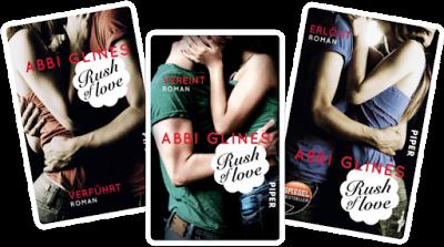 """Janines Bücherwelt: [Rezension] """"Rush of love - Rosemary Beach Reihe"""" ..."""