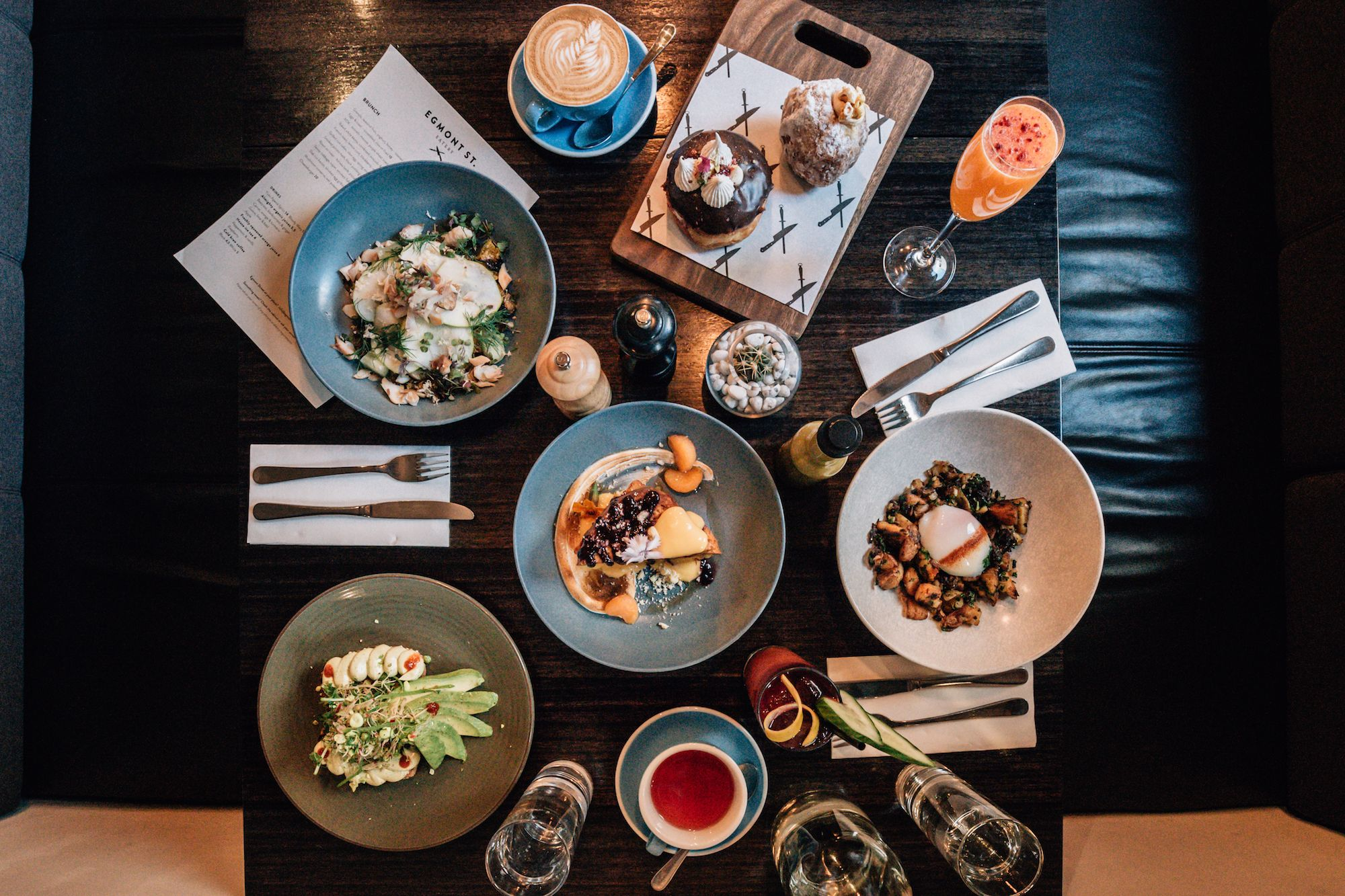 Where to wine, dine and caffeinate in Wellington, New ...