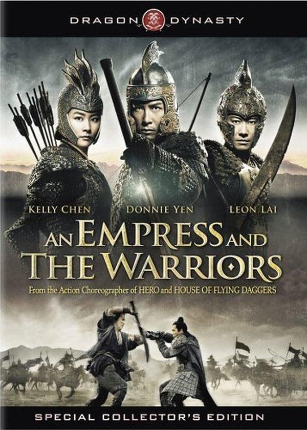 An Empress and the Warriors (2008)