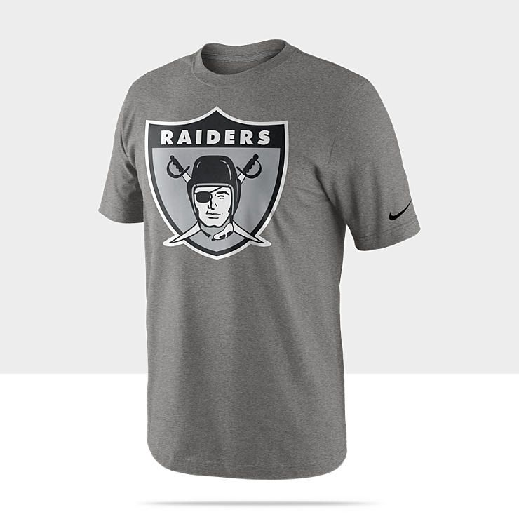 072306e97 Nike Historical Mark (NFL Raiders) Men s T-Shirt