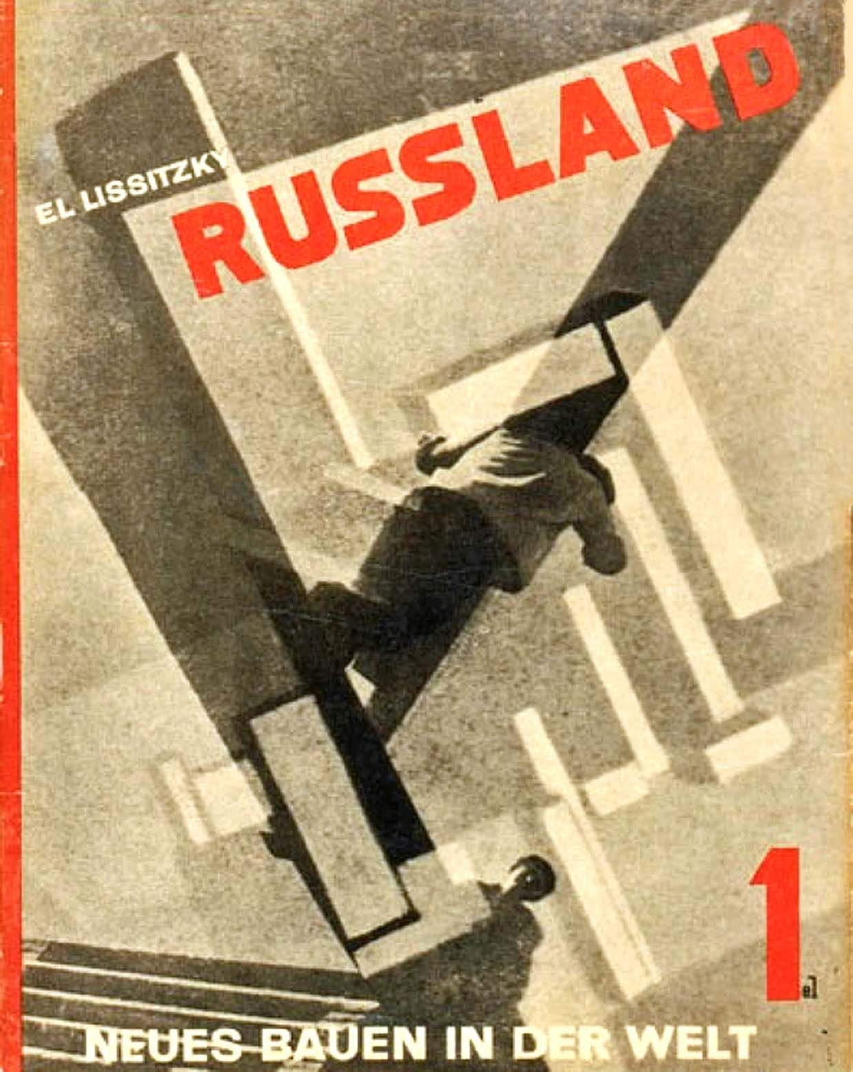 El Lissitzky Graphic design blog, History design, Graphic