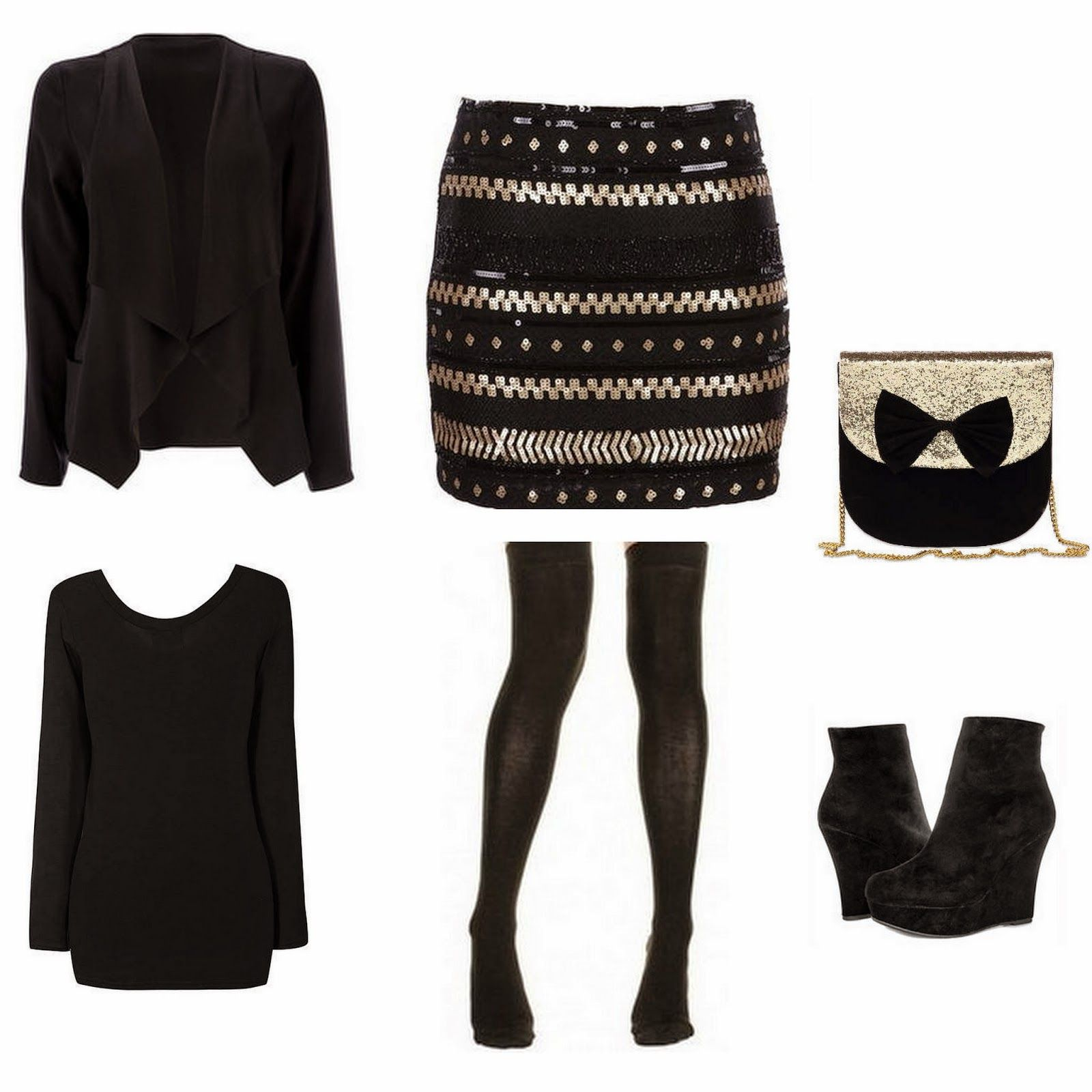 Outfit Ideas for Party Season 2014 !!! #outfitideas #partyseason #partyoutfit #party
