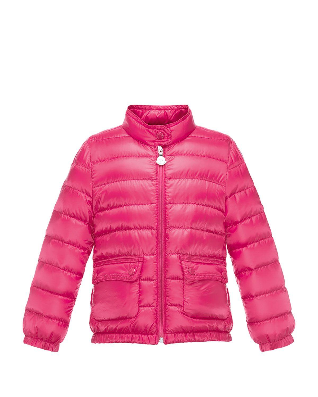 e11c8e3ba6ce Moncler Lans Flap-Pocket Lightweight Down Puffer Jacket