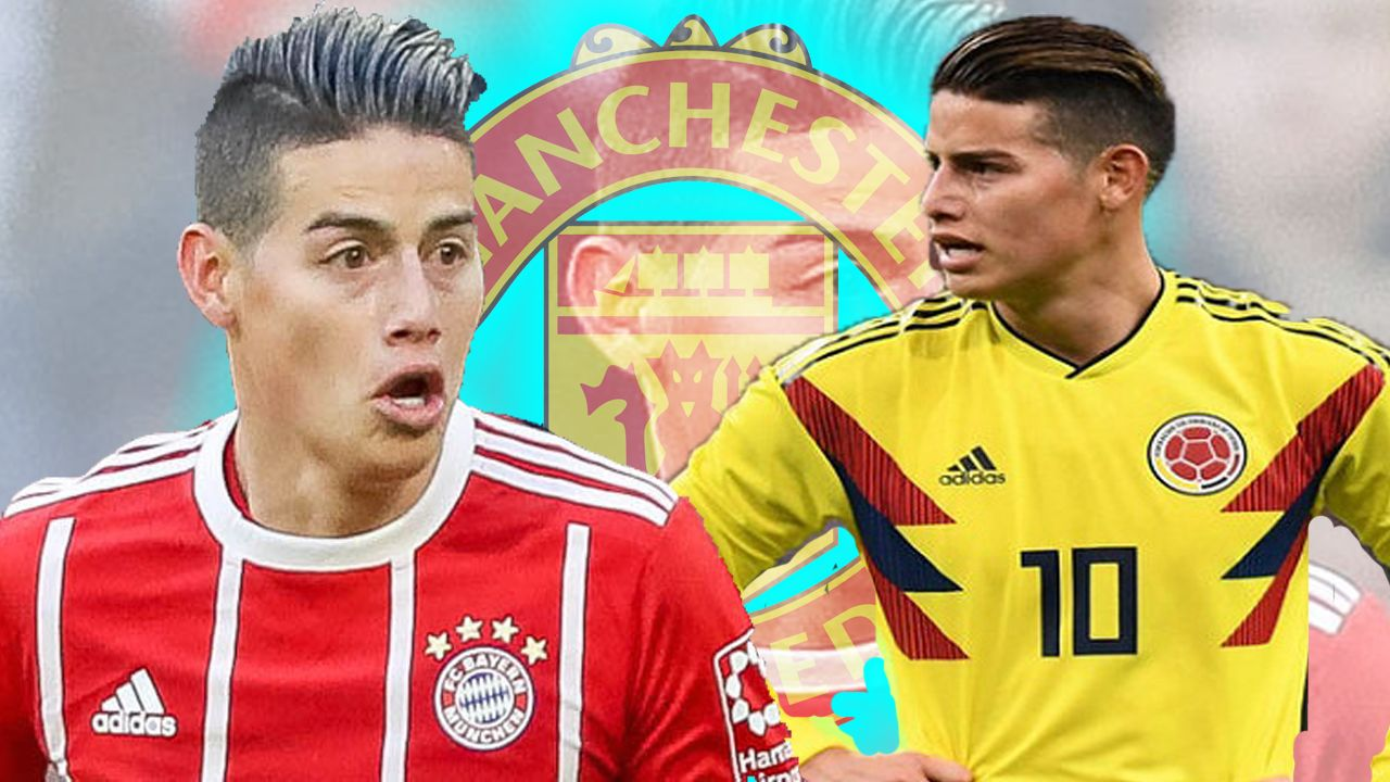 Manchester United Fans Want Club To Sign James Rodriguez Transfer News Now Mufc Manchester United Fans James Rodriguez Manchester United