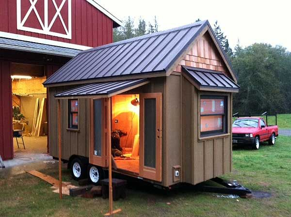 Building A Tiny House On Wheels House On Wheels For Sale Visit