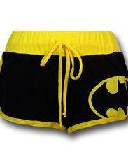 Batman athletic shorts? I think YES.
