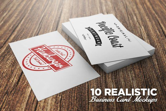10 realistic business card mockups mock up and business cards 10 realistic business card mockups by layerform design co on creativemarket reheart Choice Image
