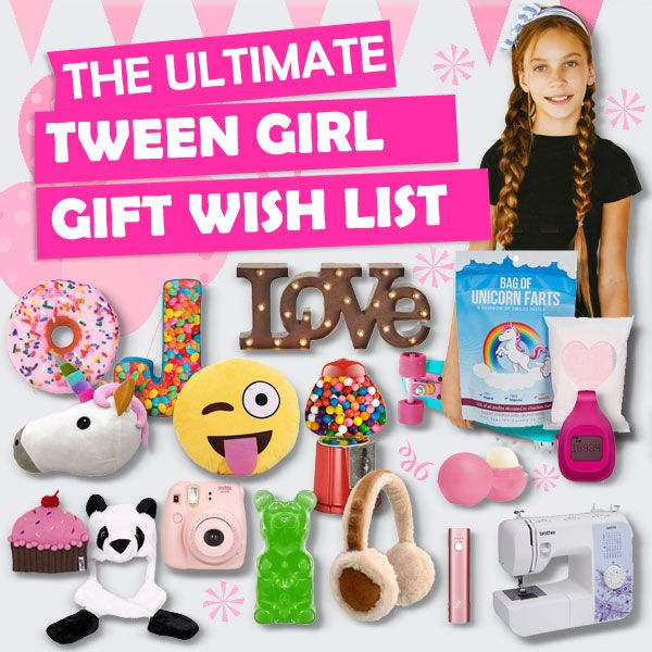 Gifts For Tween Girls | Gifts for tween girls, Tween girls and ...