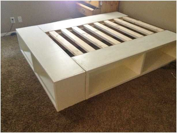 Cheap Full Size Bed Frames With Storage Home Design