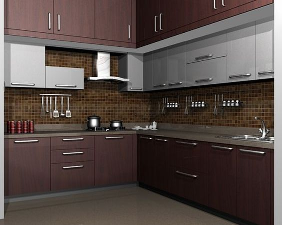 Pin By Blue Interior Designs On Modular Kitchen Chennai In 2018 | Pinterest  | Kitchens, Modern Kitchen Cabinets And Interiors