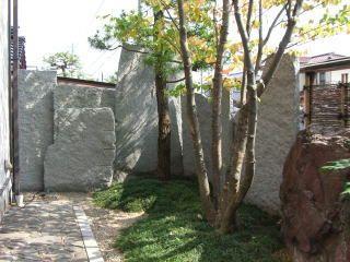 現代の庭、今の社会が求める庭