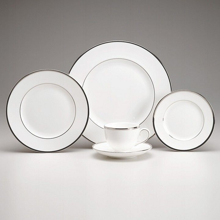 Wedgwood Sterling Square Salad Plate 8.2