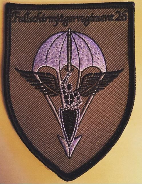 BW Tropen FschJgRgt 26 Fallschirmjägerregiment Einsatz Zweibrücken #18069