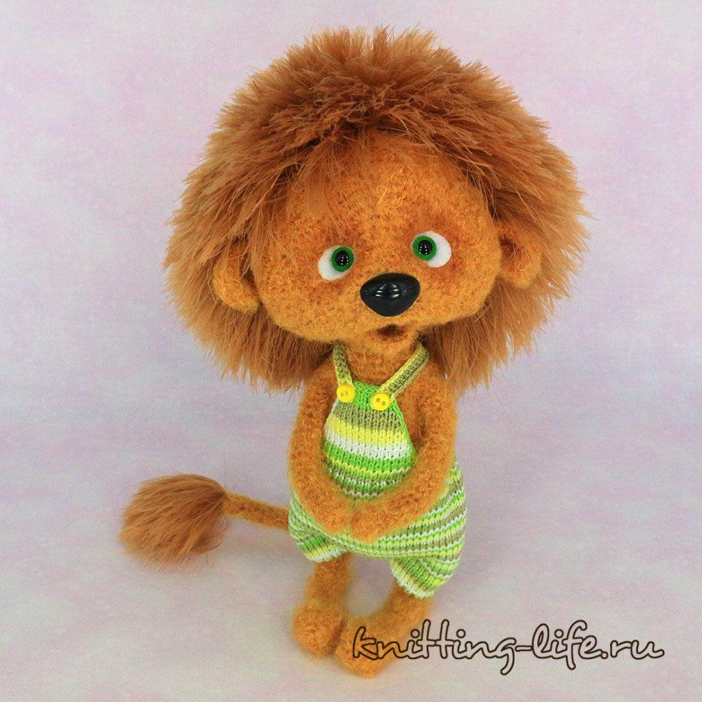 Лёвушка Афоня | Löwe häkeln, Löwin und Niedlich