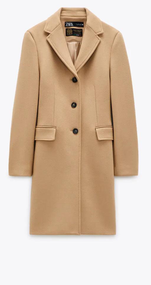 Cappotto o piumino? Qualsiasi sia la tua scelta questi 7 modelli di Zara sono da perderci la testa