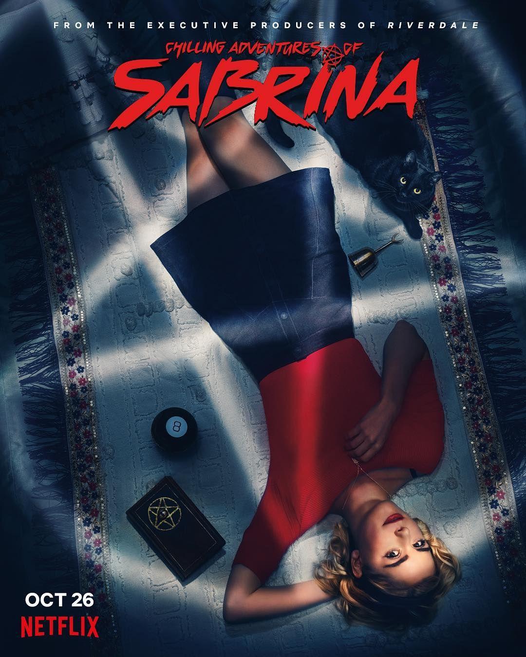 Chilling Adventures Of Sabrina E Uma Serie De Televisao Americana