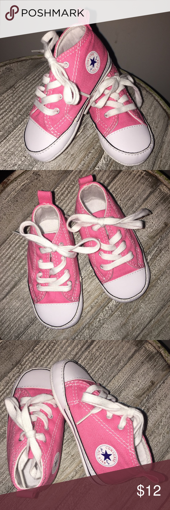 Sneakers Converse Chuck Taylor First Star Usa Baby