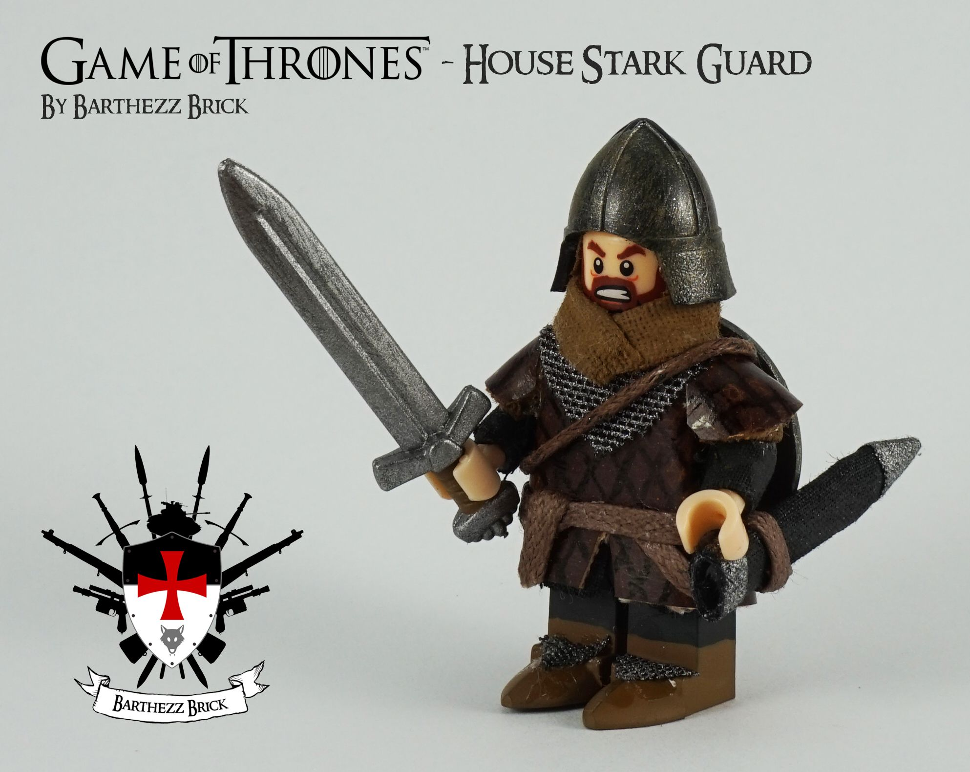 Soldier House Baratheon Mini figure Game of Thrones