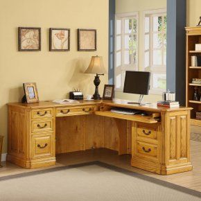 Fine Whalen Cambria L Shaped Desk With Optional Hutch Desks At Interior Design Ideas Gentotthenellocom