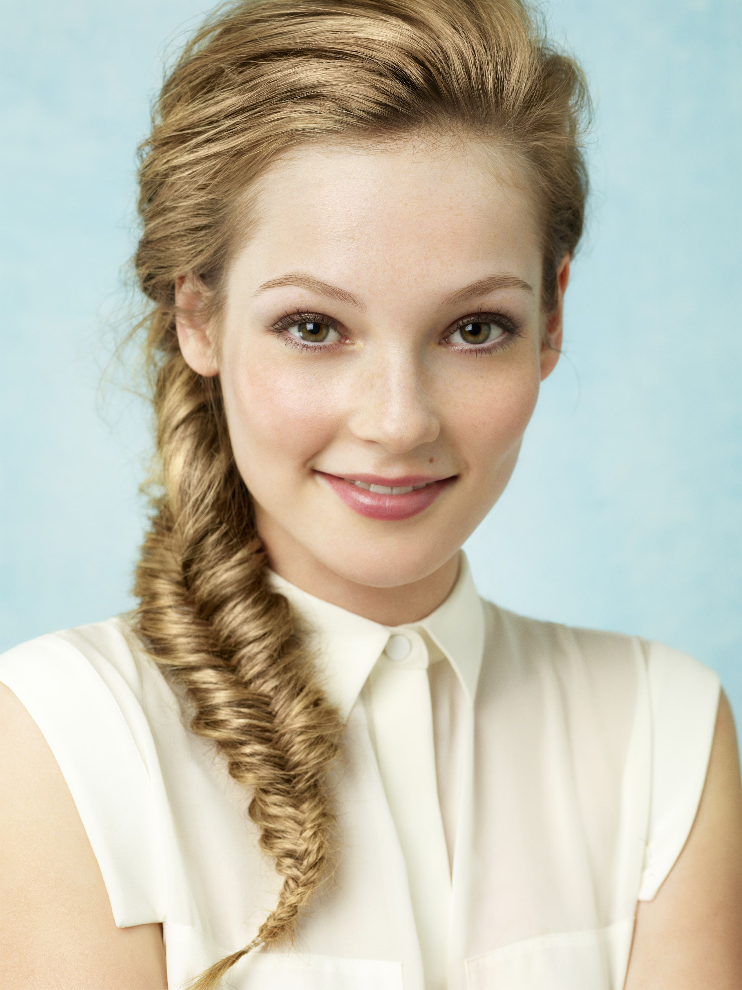 "This week it's all about fishtail braids. If you want to be invited to share your favourite fishtail braid looks on our separate board ""Hair Style"", follow us and comment this pin with ""fishtail braid"". P.S. You would love to create this look? Then watch out our upcoming photo-tutorial. #nivea #hair #style #braid #fishtail"