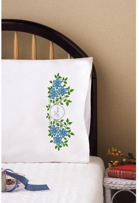 Pillowcases Embroidery Patterns Kits Page 2 123stitch
