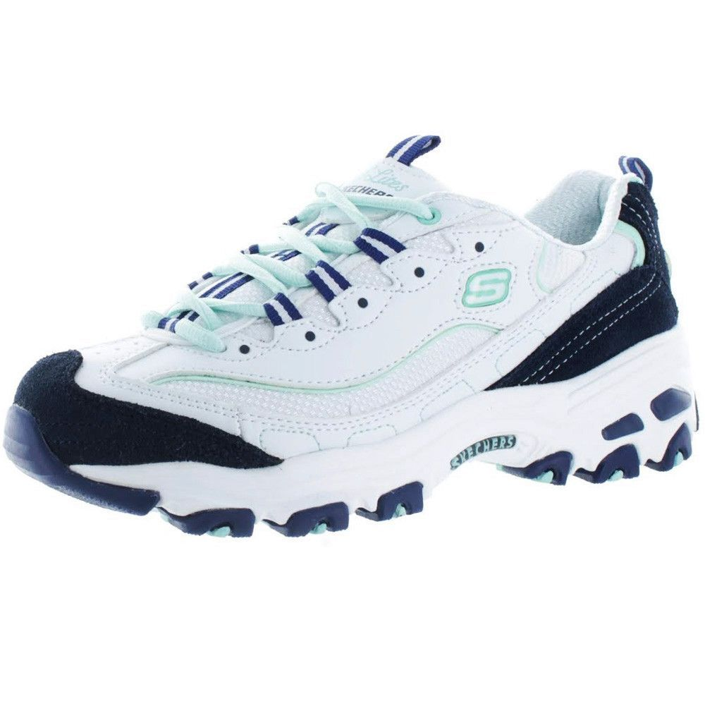 Jeweled shoes · The Skechers D-LITE Women's Sneakers are a functional cute fashion  sneaker to wear anywhere