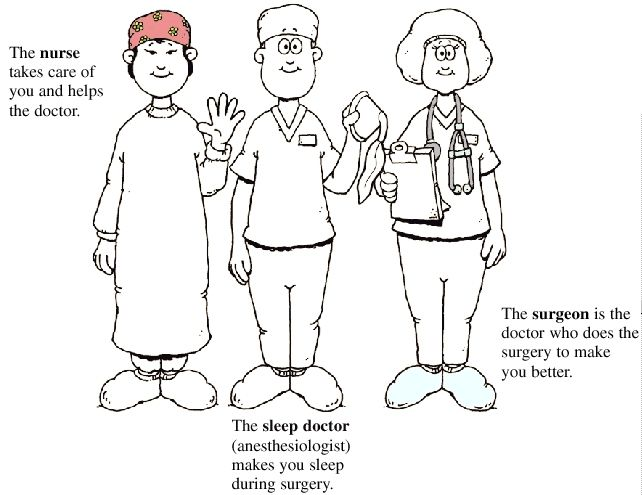 Surgeon Coloring Page - Free Doctors Coloring Pages ... | 495x642