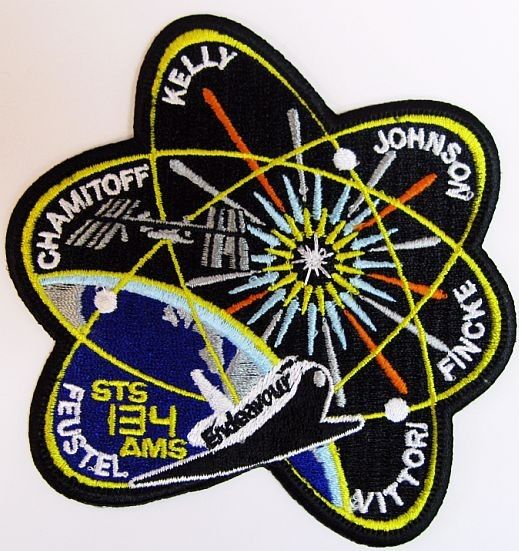 Mission Patches On Mission 4 To The International Space: STS-133 Mission Patch At The Space