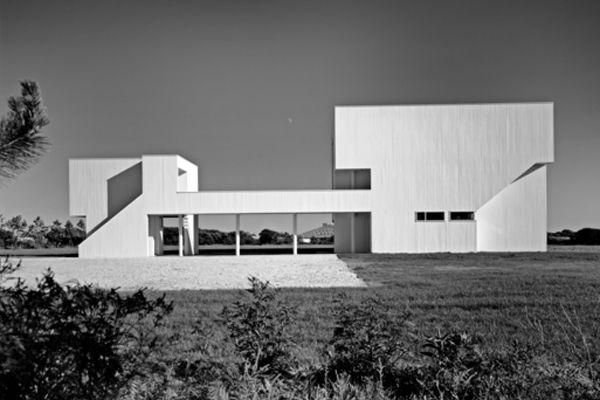 Richard Meier S Hoffman House East Hampton