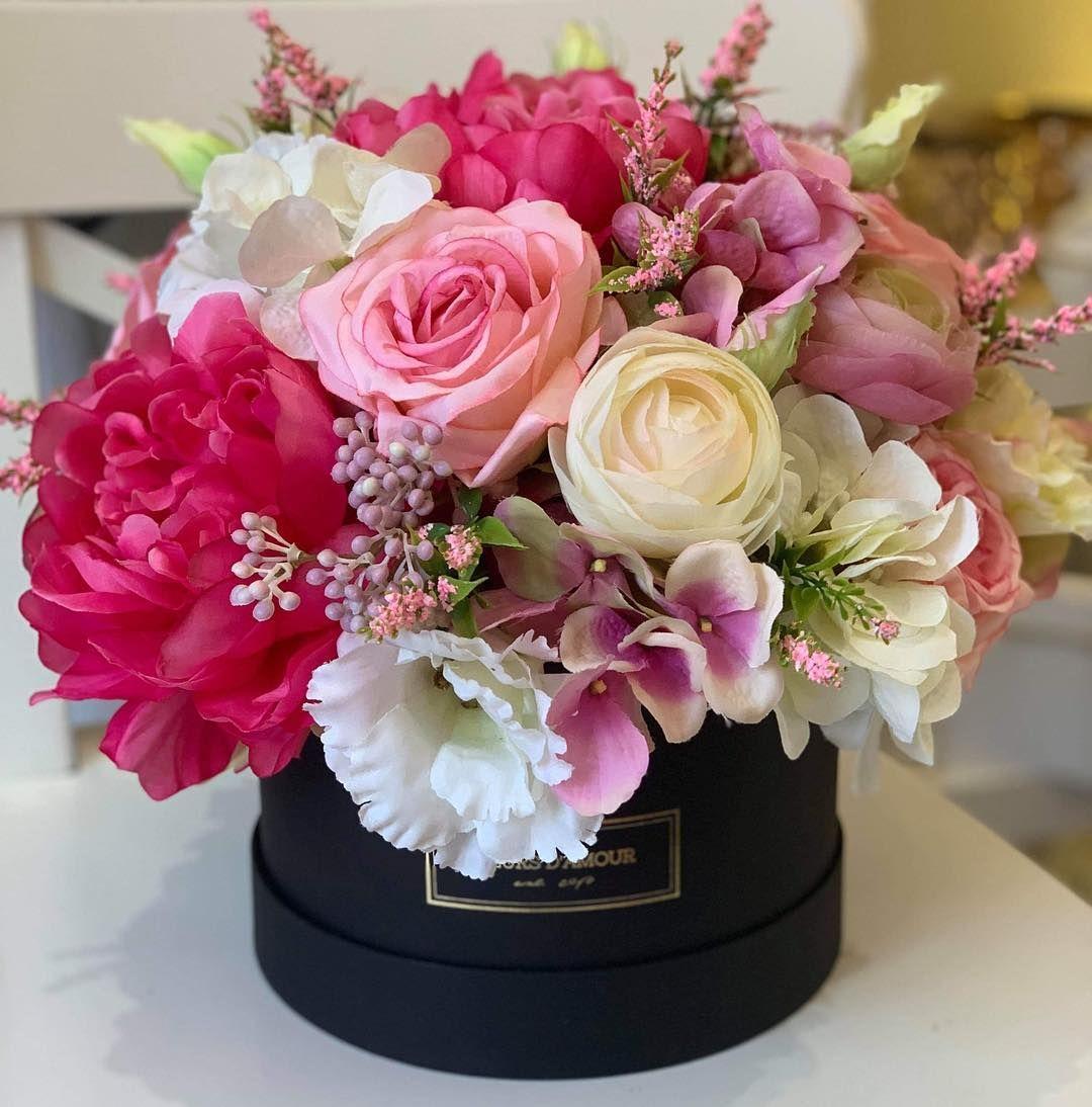 Box Ze Sztucznych Kwiatow Krakow Kwiaciarnia Kwiaty Flowersbox Flowers Instagram Kwiat