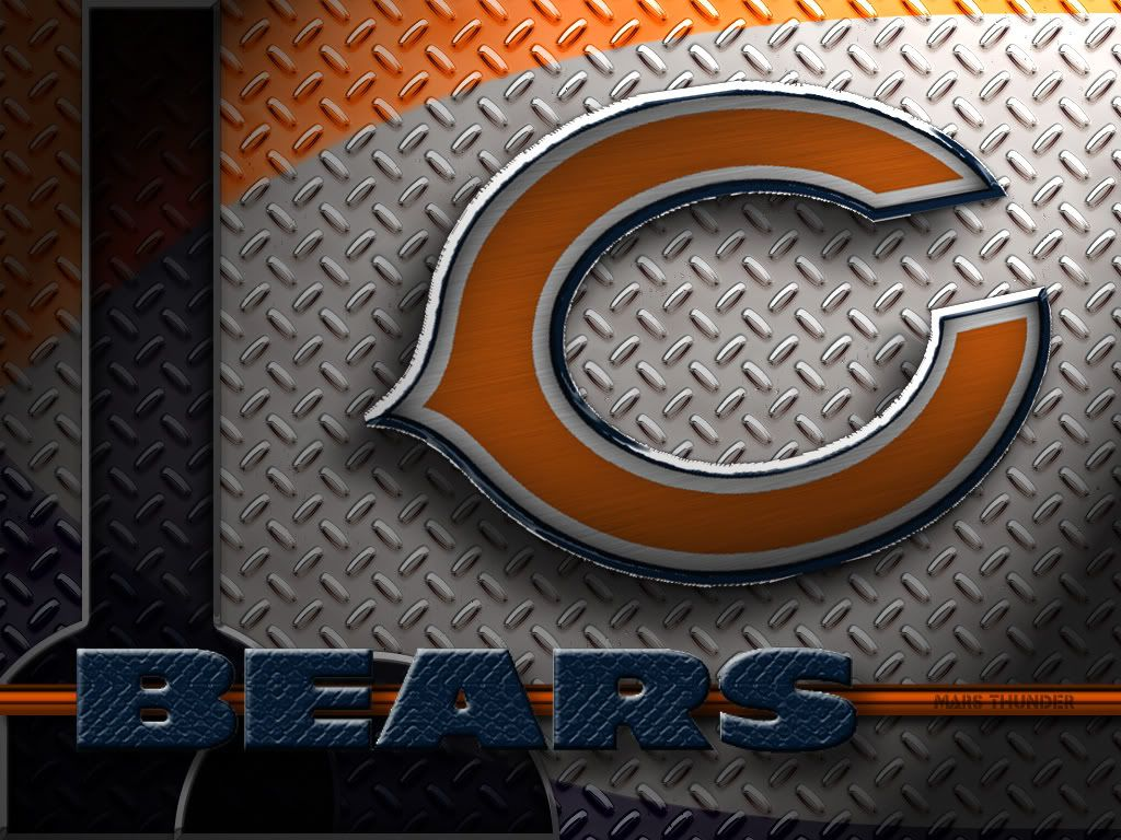 Chicago Bears Flag HD desktop wallpaper High Definition